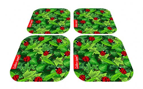 Selina-Jayne Ladybirds Limited Edition Designer Coaster Gift Set